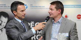Petr Kmošek - Živnostník Pardubického kraje 2012 - 3 místo