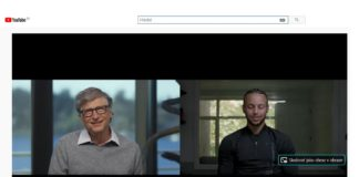 Bill gates na pohovoru