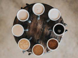 Diagnostika podle kávy