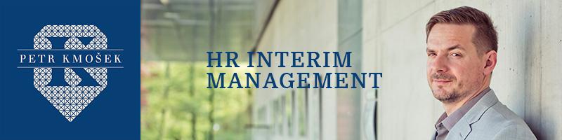 HR interim management & HR interim manager/manažer