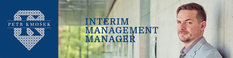 Interim manažer - Interim manager