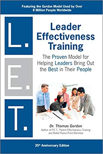 L.E.T (Leader Effectiveness Training)