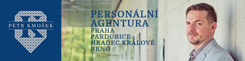 Personální agentura Praha, Pardubice, Hradec Králové a Brno
