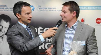 Petr Kmošek - živnostník roku